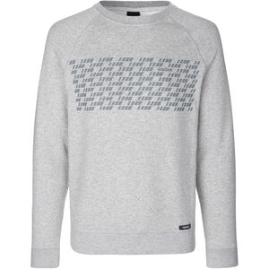 GripGrab Icon Langarm Sweatshirt grey grey