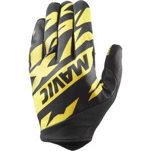 Mavic Deemax Pro Gloves Herren yellow mavic/black yellow mavic/black