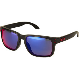 Oakley Holbrook Sunglasses matte black/positive red iridium matte black/positive red iridium
