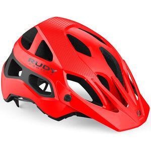Rudy Project Protera Helmet red-black shiny-matte red-black shiny-matte