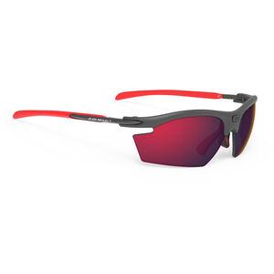 Rudy Project Rydon Glasses graphite - polar 3fx hdr multilaser red graphite - polar 3fx hdr multilaser red
