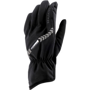Sealskinz Waterproof All Weather LED Fahrradhandschuhe black black