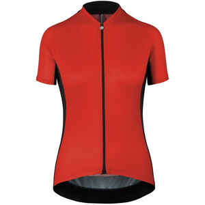 assos UMA GT SS Jersey Damen national red national red