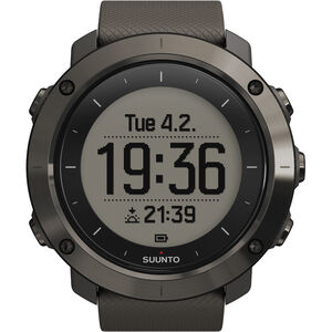 Suunto Traverse GPS Outdoor Watch graphite graphite