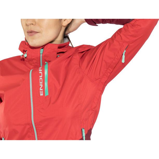 Endura Singletrack II Jacket Damen coral