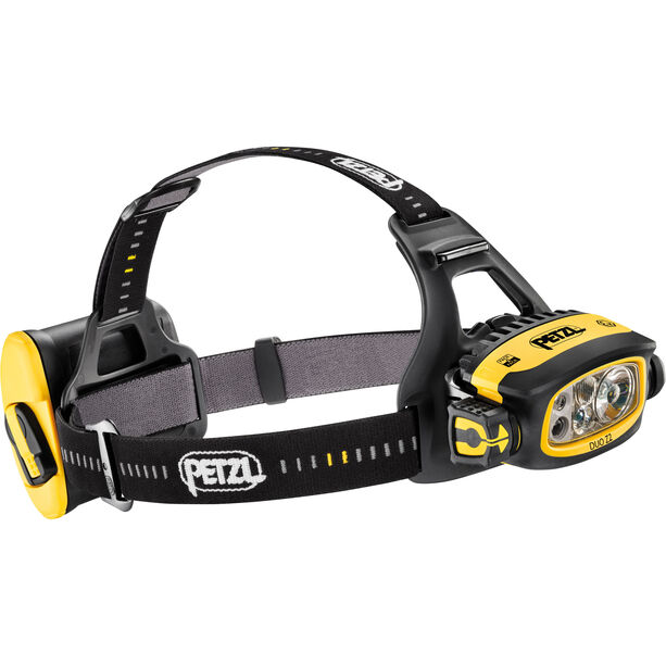 Petzl Duo Z2 Stirnlampe gelb