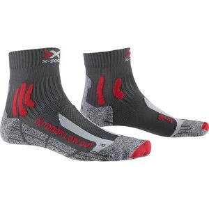 X-Socks Trek Outdoor Low Cut Socken Herren anthracite/red anthracite/red