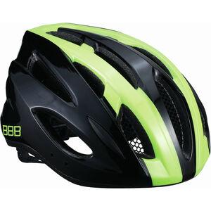 BBB Condor BHE-35 Helmet black/neon yellow black/neon yellow