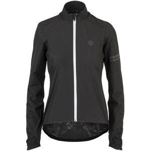 AGU Essential Regenjacke Damen black black