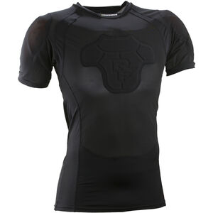 Race Face Flank Core Protection Jersey Stealth D3O Herren