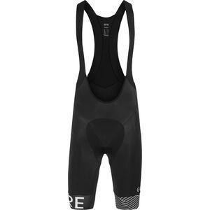 GORE WEAR C5 Optiline Bib Shorts Men black/white bei fahrrad.de Online