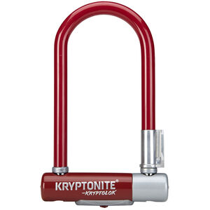 Kryptonite KryptoLok 2 Mini 7 Bügelschloss merlot