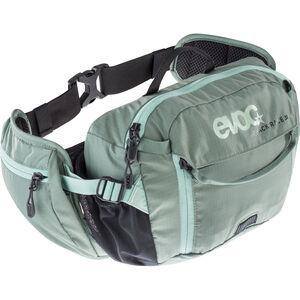 Evoc Hip Pack Race Backpack 3 L olive-light petrol