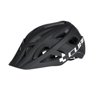 Cube Am Race Helmet black'n'white bei fahrrad.de Online