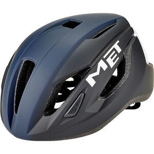 MET Strale Helm blue/white blue/white