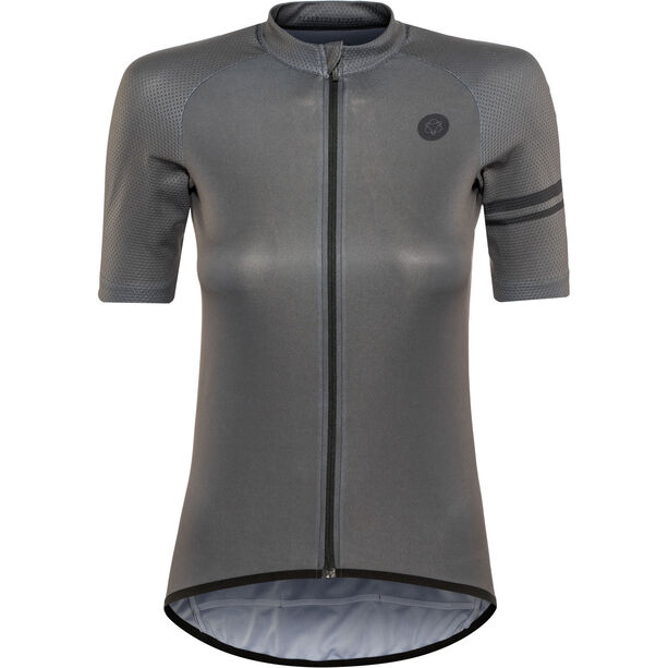 AGU Essential Shortsleeve Jersey Damen iron grey