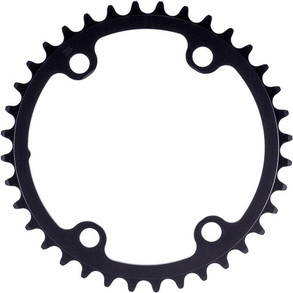 Rotor Inneres Kettenblatt BCD110x4 für ALDHU/Shimano black