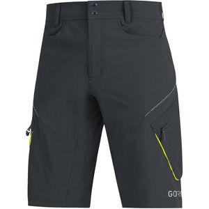 GORE WEAR C3 Trail Shorts Herren black