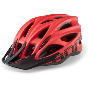 Cannondale Quick Helmet red/white red/white