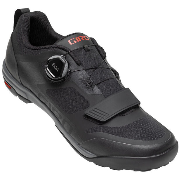 Giro Ventana Shoes Herren black/dark shadow