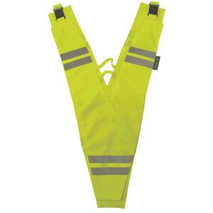Wowow Erwachsenen Sicherheitskragen reflektierend gelb bei fahrrad.de Online
