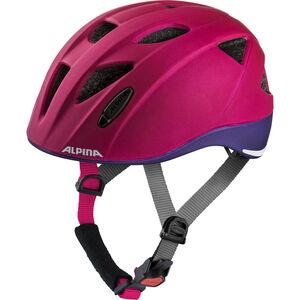 Alpina Ximo L.E. Helmet Kinder deeprose-violet deeprose-violet