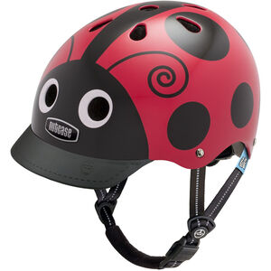 Nutcase Little Nutty Street Helmet Kinder ladybug ladybug