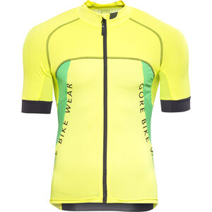 GORE BIKE WEAR ALP-X PRO Jersey Men cadmium yellow/fresh green bei fahrrad.de Online