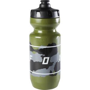 Fox Moth Purist Water Bottle Misc 650ml green camo green camo