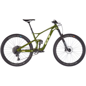 "GT Bicycles Sensor Carbon Expert 29"" gloss military green gloss military green"
