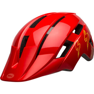 Bell Sidetrack II Helm Jugend red bolts red bolts