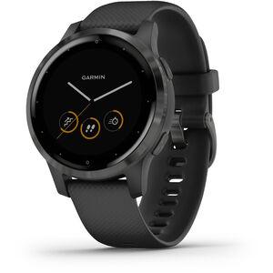 Garmin Vivoactive 4S Smartwatch black/slate grey black/slate grey