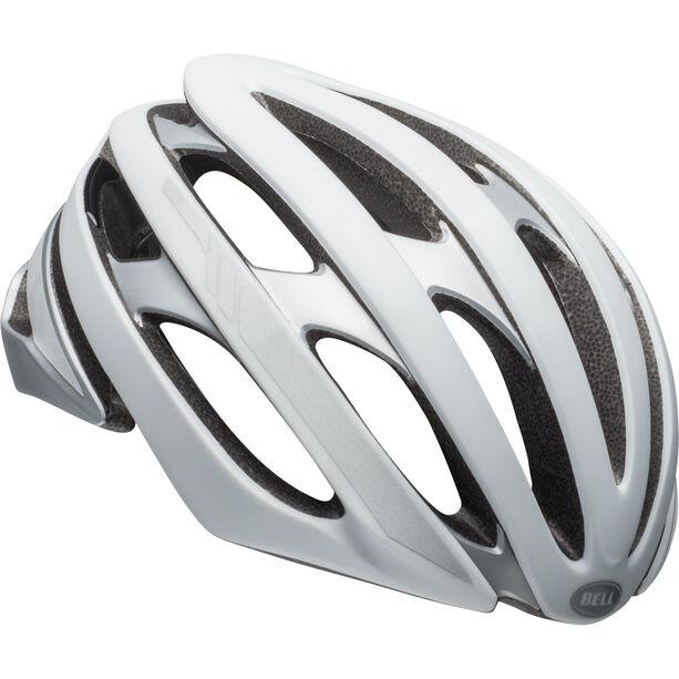 Bell Stratus MIPS Reflective Helmet matte white/silver