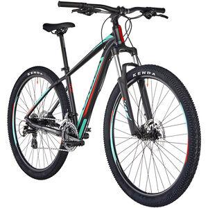"ORBEA MX 50 29"" black/turqoise/red bei fahrrad.de Online"