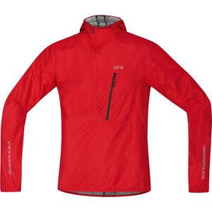 GORE WEAR C7 Rescue Windstopper Hooded Jacket Men red bei fahrrad.de Online