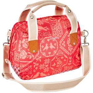 Basil Bohème City Lenkertasche 8l vintage red vintage red