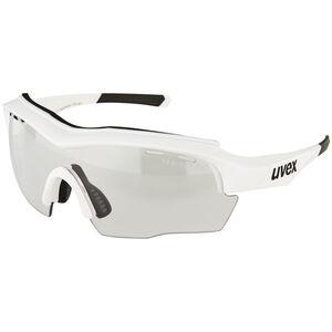UVEX sportstyle 104 v Glasses white bei fahrrad.de Online