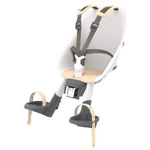 Urban Iki Kindersitz Steuerrohrbefestigung vorne shinju white/kinako beige shinju white/kinako beige