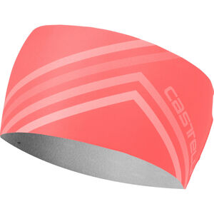 Castelli Viva 2 Stirnband Damen brilliant pink brilliant pink