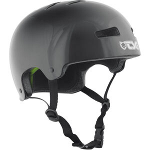TSG Evolution Injected Color Helmet injected black injected black