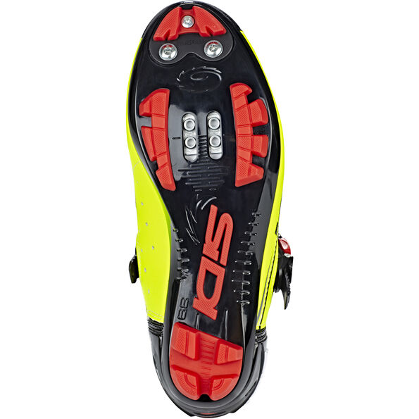 Sidi MTB Eagle 7-SR Shoes Herren black/yellow