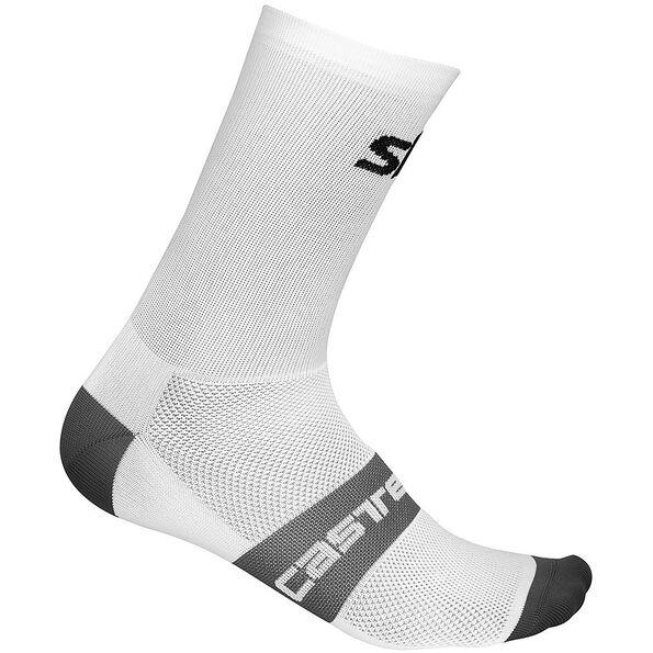 Castelli Team Sky Free 12 Socks Herren
