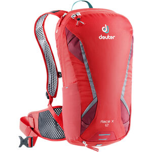 Deuter Race X Backpack 12l chili/cranberry chili/cranberry