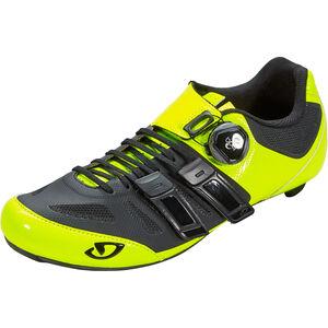 Giro Sentrie Techlace Shoes Herren highlight yellow/black highlight yellow/black