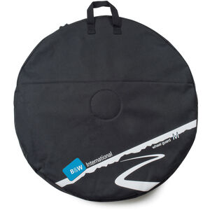 B&W International Wheel Guard Laufradtasche M black bei fahrrad.de Online
