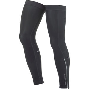 GORE WEAR C3 Windstopper Leg Warmers black black