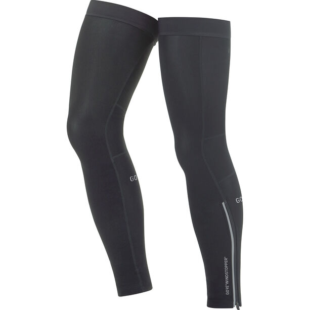 GORE WEAR C3 Windstopper Leg Warmers black