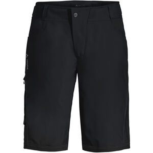 VAUDE Ledro Shorts Herren black black