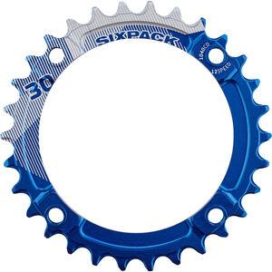 Sixpack K-Ring Narrow Wide Kettenblatt blau bei fahrrad.de Online