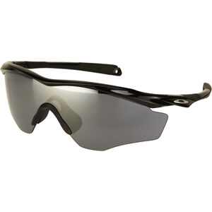 Oakley M2 Frame XL Sonnenbrille polished black/black iridium polished black/black iridium